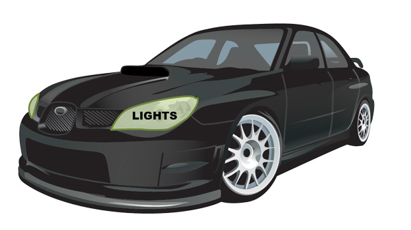 FilmStar Headlight Protection Package