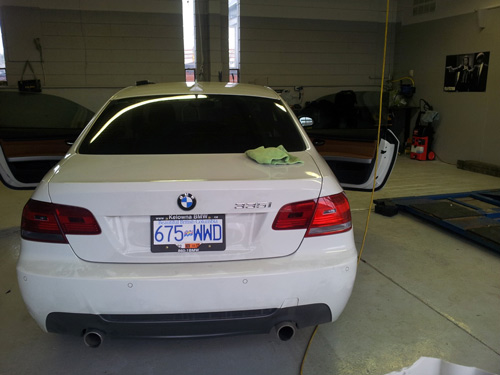 Kelowna Window Tinting and Headlight Tinting