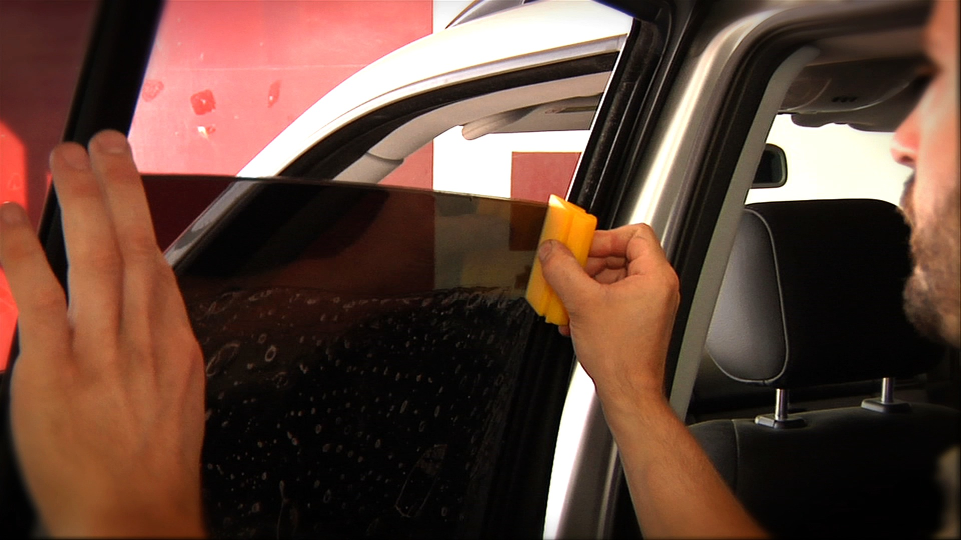 Window tinting by FilmStar